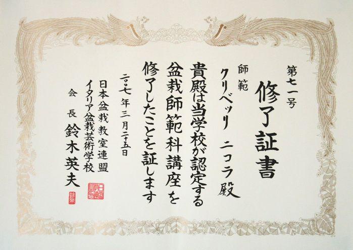 Kitora's Bonsai School (3/6)