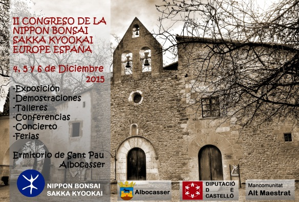 Cartel definitivo 2º Congreso